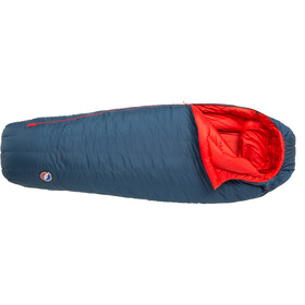 Big Agnes Anvil Horn 0 Sac de couchage Regular, blue/red